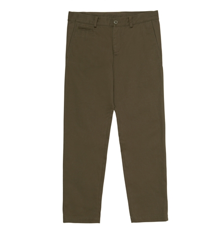 MG-TR02 CHINO PANTS SLIM KHAKI_R