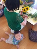ママと花会D