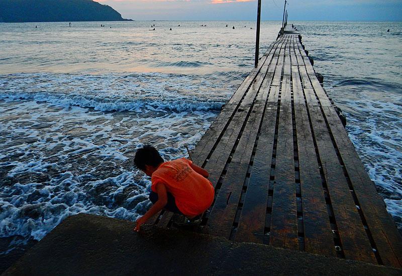 150823夏の終わりの原岡桟橋5
