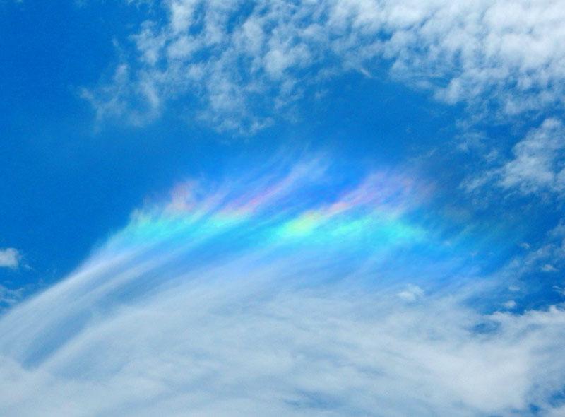 150814彩雲と墓参り1