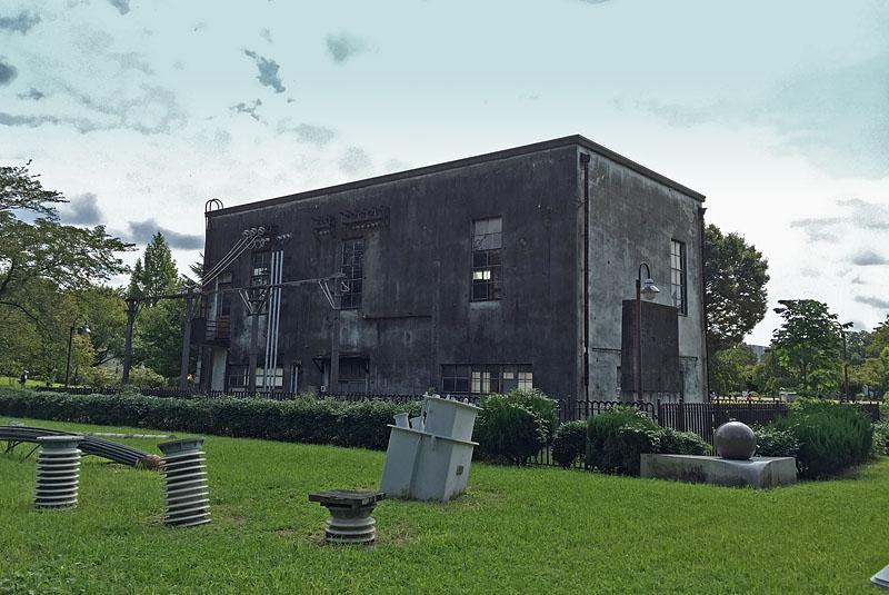 150921旧日立航空機立川工場変電所5