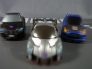 トランスフォーマー QT26 ショックウェーブ(トヨタ クラウンアスリート S21)007