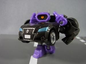 トランスフォーマー QT26 ショックウェーブ(トヨタ クラウンアスリート S21)025