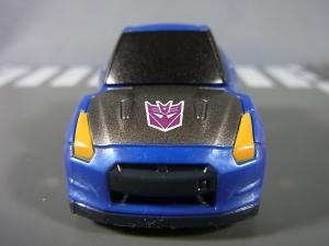 トランスフォーマー QT27 サウンドウェーブ(ニッサン GT-R R35)005