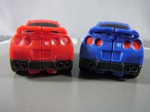 トランスフォーマー QT27 サウンドウェーブ(ニッサン GT-R R35)008