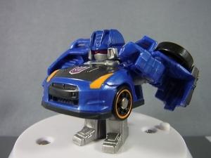 トランスフォーマー QT27 サウンドウェーブ(ニッサン GT-R R35)017