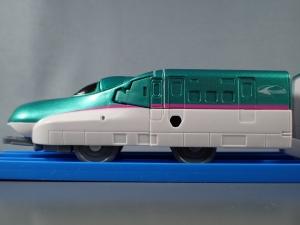 プラレール 新幹線変形ロボ シンカリオン 01 E5はやぶさ008