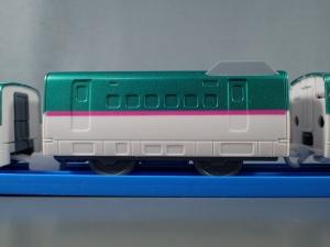 プラレール 新幹線変形ロボ シンカリオン 01 E5はやぶさ009
