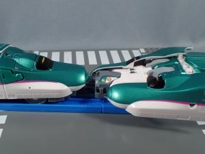 プラレール 新幹線変形ロボ シンカリオン 01 E5はやぶさ018