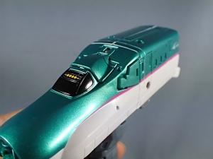 プラレール 新幹線変形ロボ シンカリオン 01 E5はやぶさ023