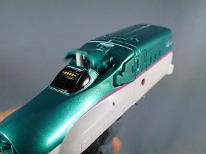 プラレール 新幹線変形ロボ シンカリオン 01 E5はやぶさ024