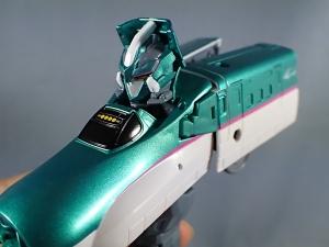 プラレール 新幹線変形ロボ シンカリオン 01 E5はやぶさ025