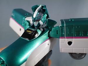 プラレール 新幹線変形ロボ シンカリオン 01 E5はやぶさ027