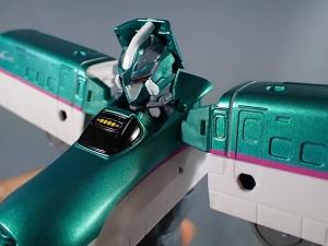 プラレール 新幹線変形ロボ シンカリオン 01 E5はやぶさ028