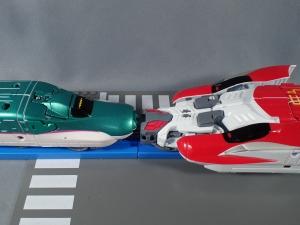 プラレール 新幹線変形ロボ シンカリオン E5 E6 連結モード009