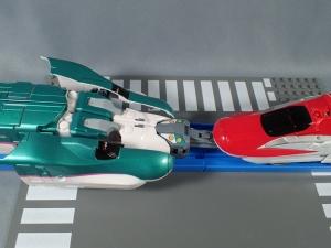 プラレール 新幹線変形ロボ シンカリオン E5 E6 連結モード013