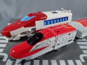 プラレール 新幹線変形ロボ シンカリオン E5 E6 TF001