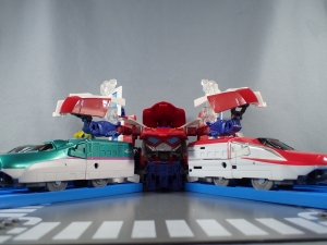 プラレール 新幹線変形ロボ シンカリオン E5 E6 TF006