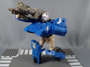 トランスフォーマー ロボットマスターズ RMー24 リバースコンボイ033