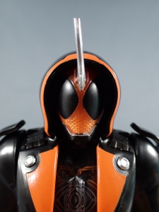 仮面ライダーゴースト GC01 仮面ライダーゴースト オレ魂 の首を回す、完全版002