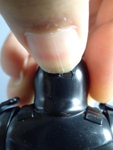 仮面ライダーゴースト GC01 仮面ライダーゴースト オレ魂 の首を回す、完全版004