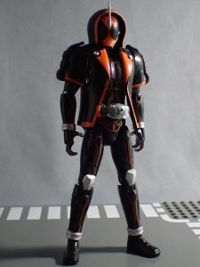 仮面ライダーゴースト GC01 仮面ライダーゴースト オレ魂 の首を回す、完全版023