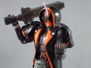 仮面ライダーゴースト GC01 仮面ライダーゴースト オレ魂 の首を回す、完全版029