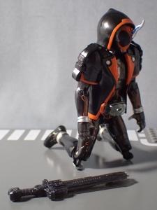 仮面ライダーゴースト GC01 仮面ライダーゴースト オレ魂 の首を回す、完全版039