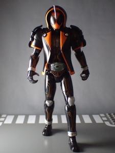 仮面ライダーゴースト GC01 仮面ライダーゴースト オレ魂 の首を回す、完全版041