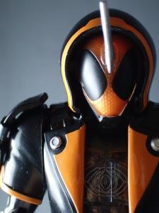仮面ライダーゴースト GC01 仮面ライダーゴースト オレ魂 の首を回す、完全版042