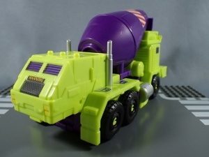 CWデバステーター 公式シール貼り02041