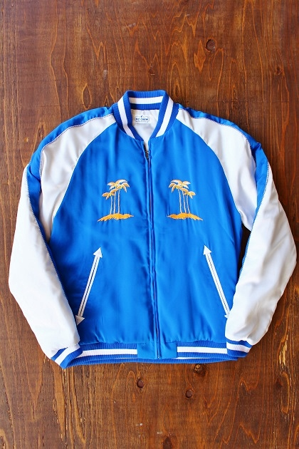 OC CREW CALIFORNIA SOUVENIR JACKET (8)