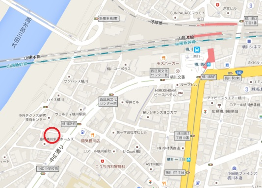 横川駅 ビル殺人
