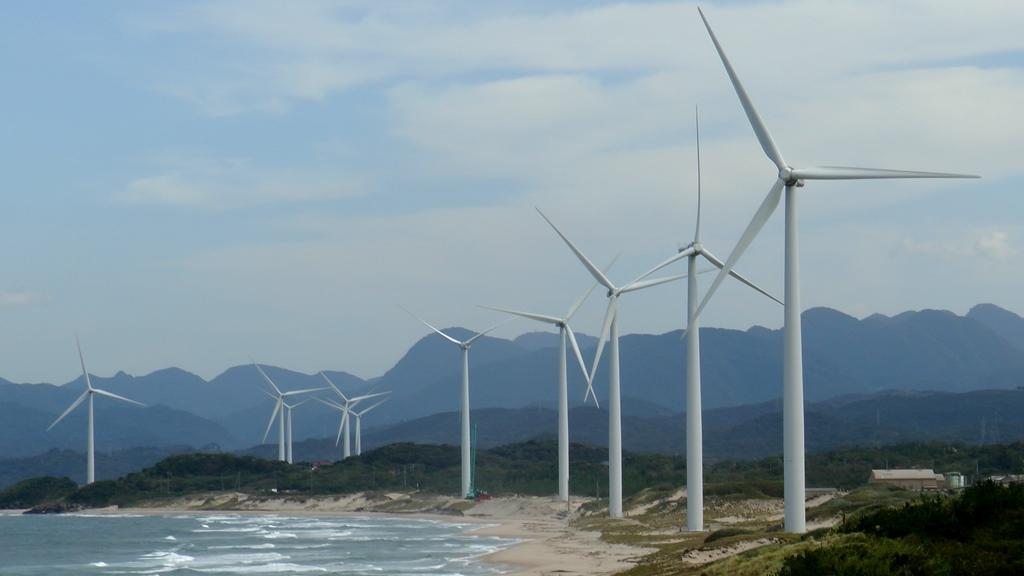 江津市風力発電