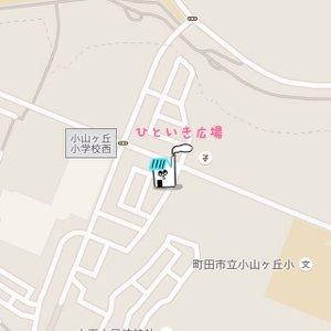 ひといき広場地図