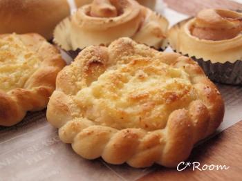 オニオンチーズパン2