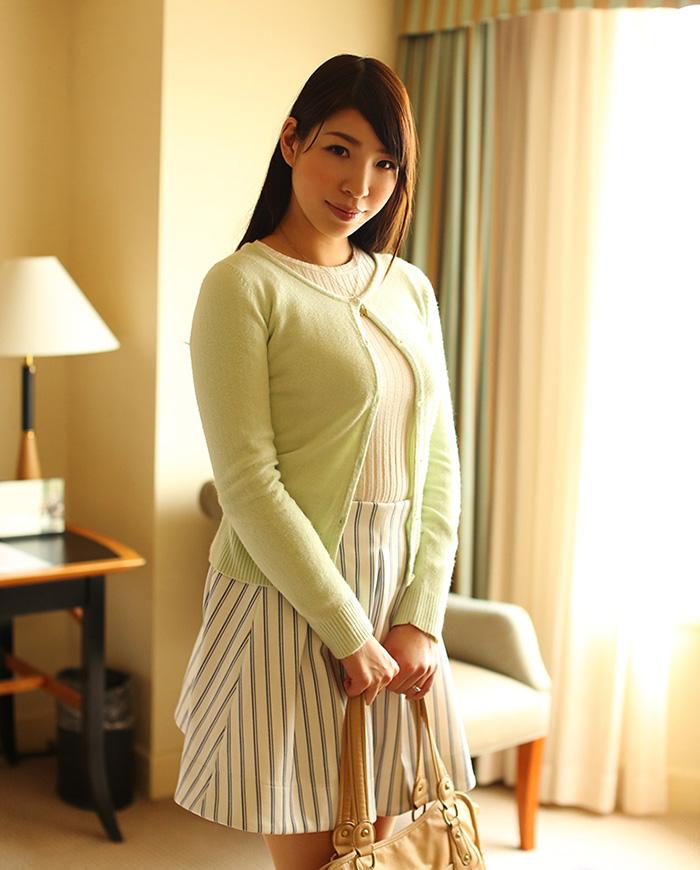 香山美桜 中出し セックス画像 1