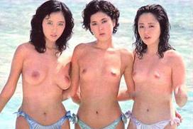 【ヌード画像】女子アナ・出光ケイ、このフルヌードで転落…騙されて断れず全裸に…