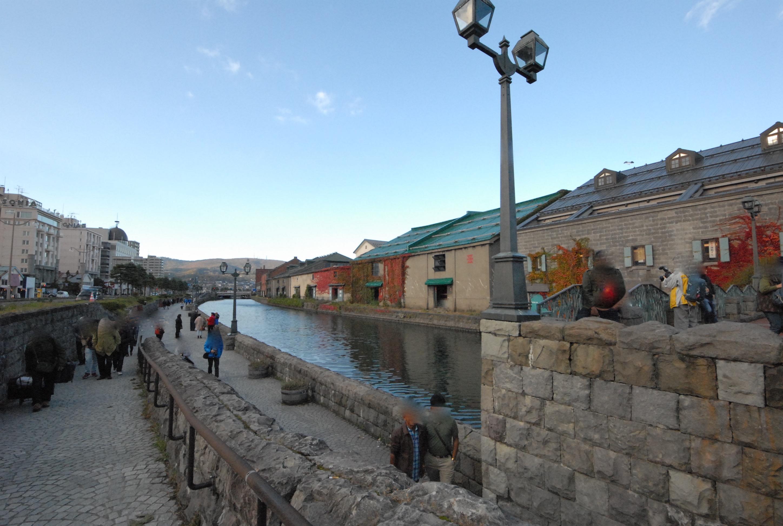 2015年10月16日 小樽運河