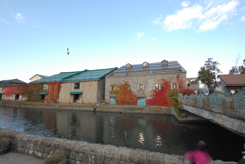 2015年10月16日小樽運河2
