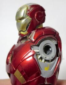 figmaアイアンマン・マーク7(肩関節改造)