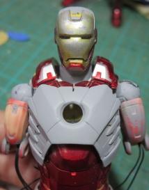 figmaアイアンマン・マーク7(胸部装甲パージ)