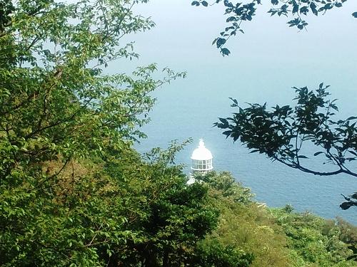 途中からの灯台