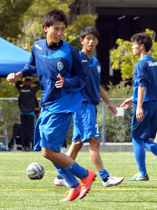 20151012ユース長崎戦1