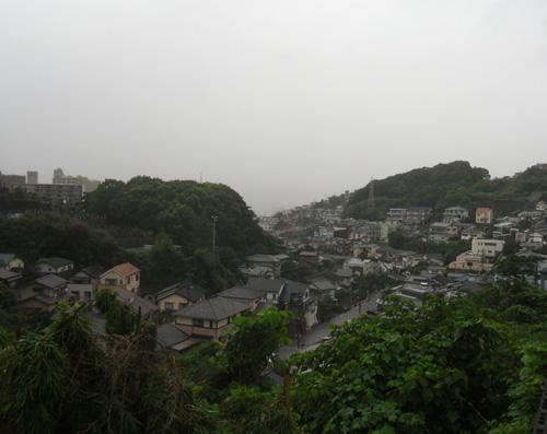 朝からはガッツリ、雨でした。