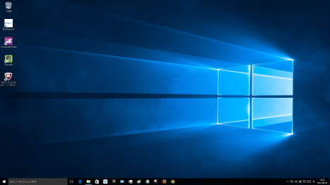 windows10 予約_無償アップグレード_09_アップグレード完了