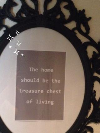 エントランス コルビジェ 名言 The home should be the treasure chest of living