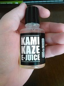 KAMIKAZE ジン&トニック