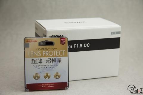 シグマ Art 18-35mm F1.8 DC HSM