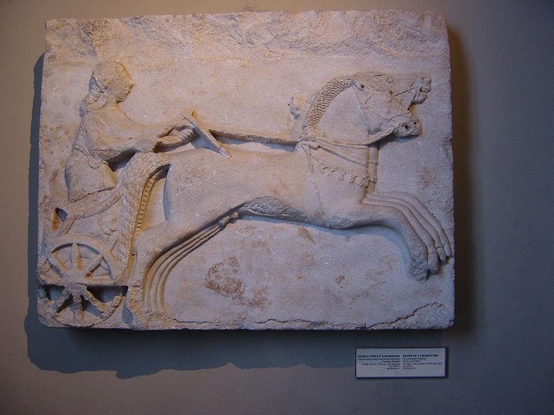 800px-Istanbul_-_Museo_archeol__-_Auriga_greco_-_Arcaico,_sec__VI_aC,_da_Cizico_-_Foto_G__DallOrto_28-5-2006